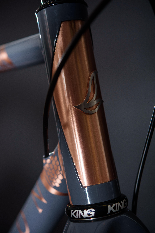 Gemütlich Rissig Kohlefaser Fahrradrahmen Bilder ...