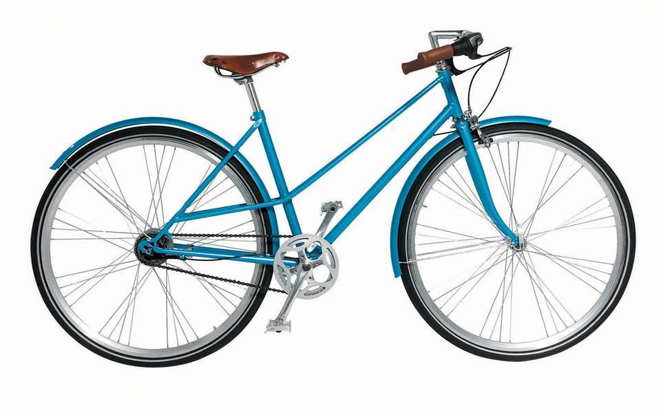 Mixte: Kleine Renaissance der feinen Doppelstrebe | Stahlrahmen-Bikes
