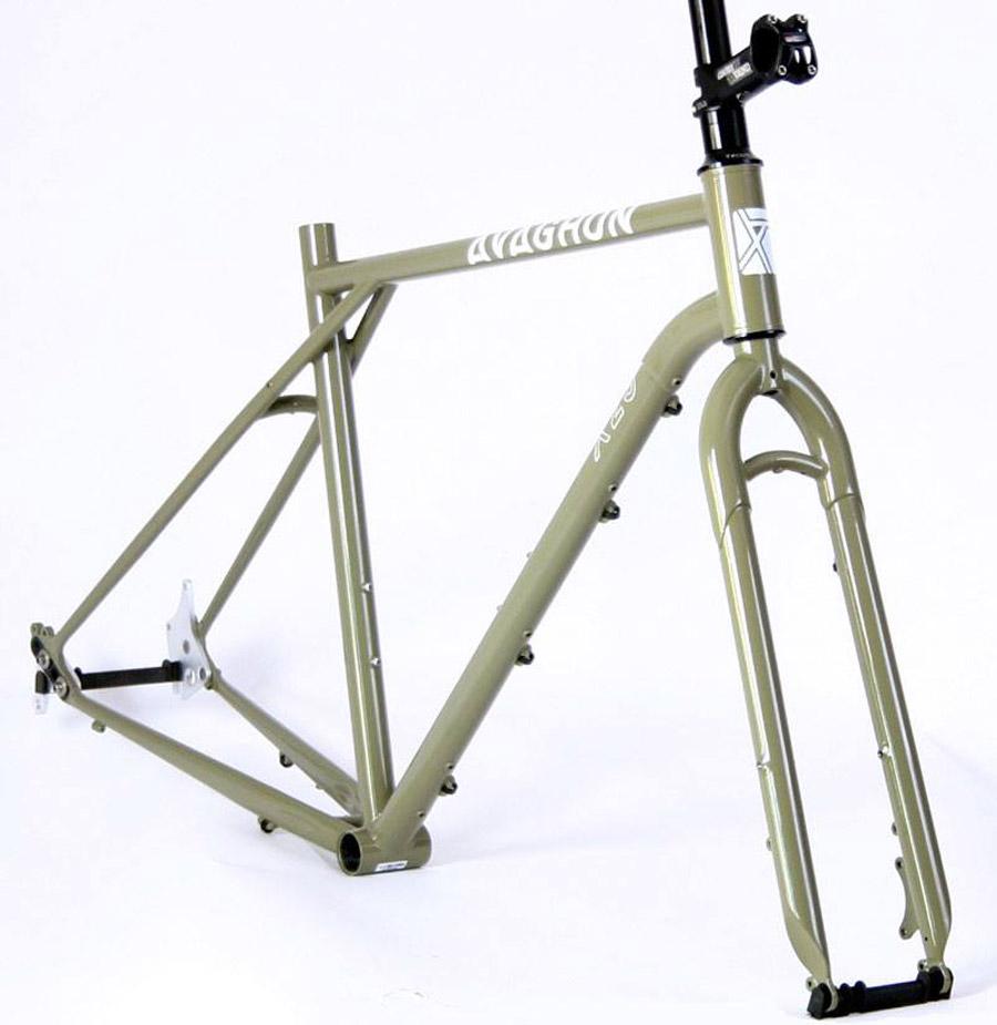 Stahlrahmen-Bikes | Addicted to Steel | Seite 54