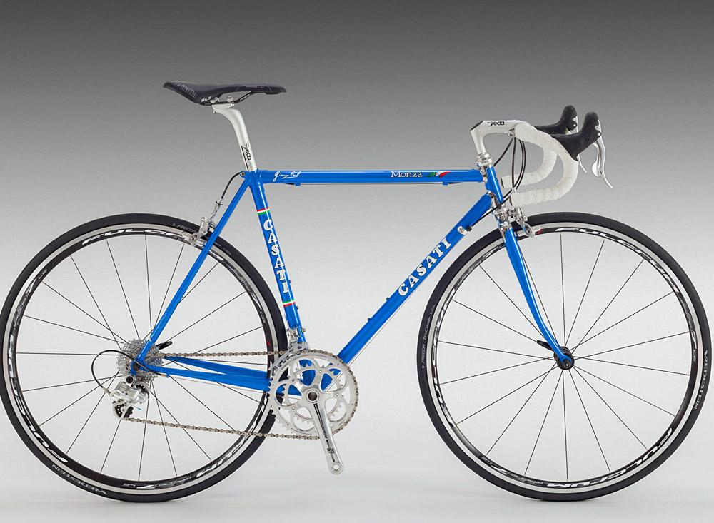 Für anspruchsvolle Retro-Einsteiger: Casati Monza | Stahlrahmen-Bikes