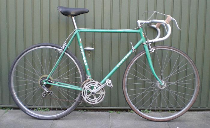 fahrrad renovieren