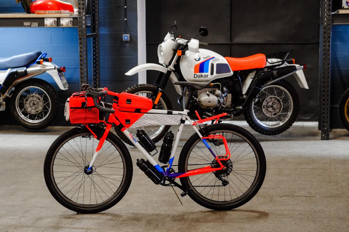 FERN – Aus Motorrad mach' Fahrrad