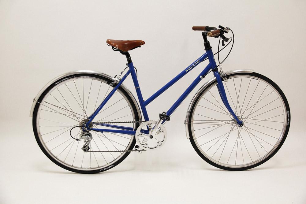 Einfach hübsch. Mehrfach Hübscher. | Stahlrahmen-Bikes
