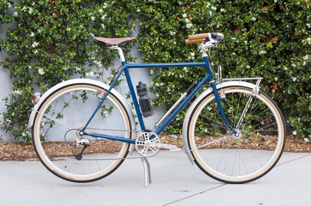 Stadtfein in Stahl: Jerome Cycles | Stahlrahmen-Bikes