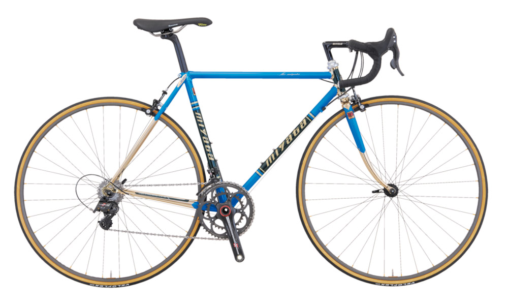 Legenden leben länger: Miyata Rennräder Reloaded | Stahlrahmen-Bikes
