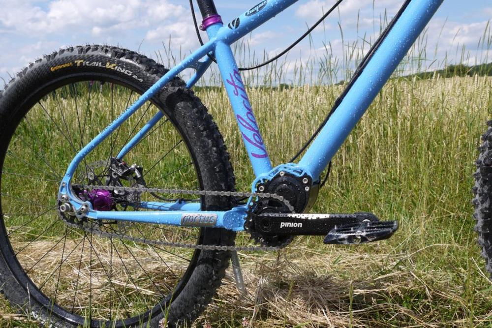 Aller guten Dinge sind drei: Neues von Portus Cycles | Stahlrahmen-Bikes