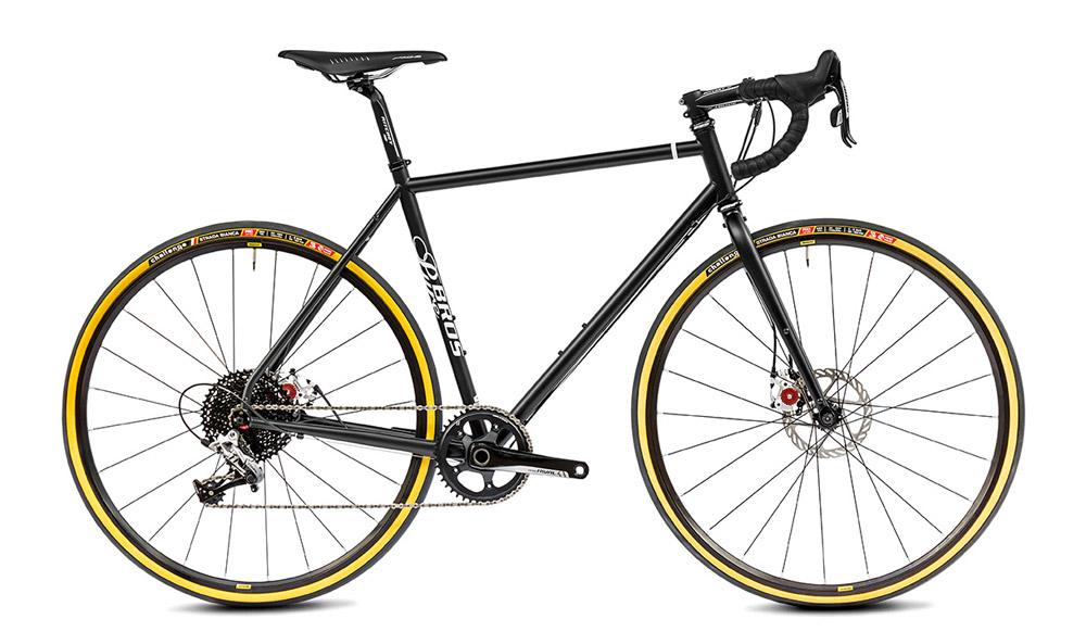 Die Quadratur des Stahlrahmen-Kreises: Pure Bros Cycles 2016 ...