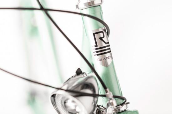 Rakete-Damenrad-Corniche-pfefferminz-Detail-Steuerrohr-038