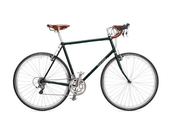 Rakete-Herrenrad-Randonneur-Racinggreen