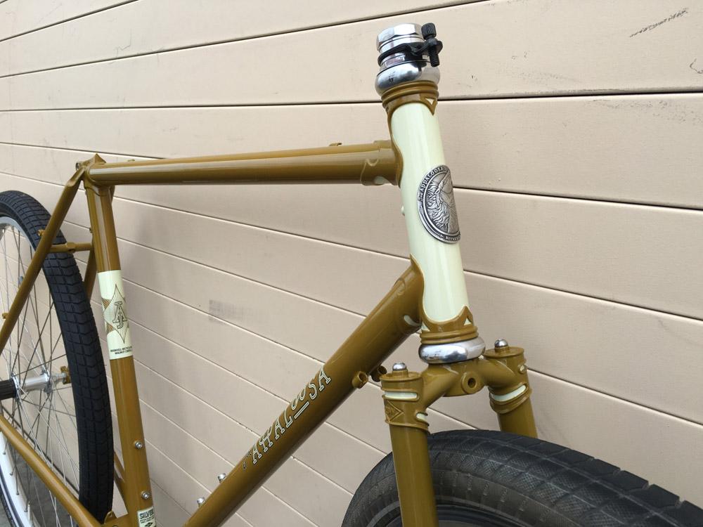 Kronisch gemufft: Rivendell Appaloosa | Stahlrahmen-Bikes