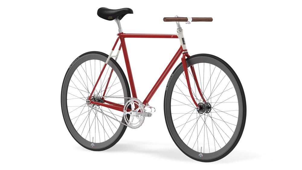 Klassisch. Italienisch. Eingänglich: Scatto Italiano   Stahlrahmen-Bikes