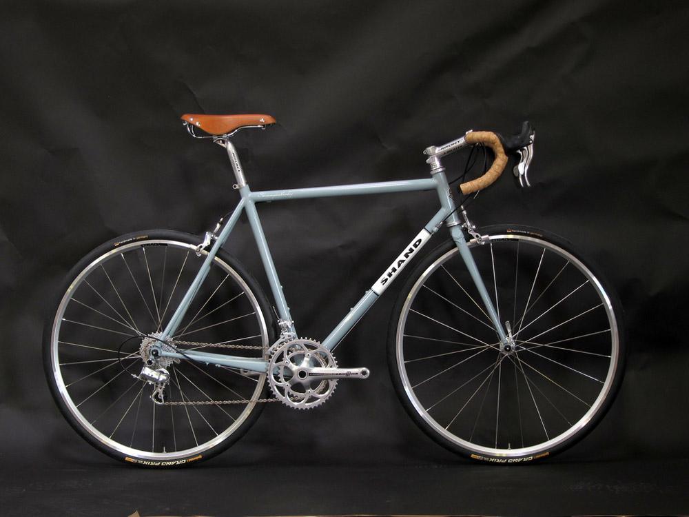 Kein dickes Ding: Shand Skinnymalinky Randonneur | Stahlrahmen-Bikes