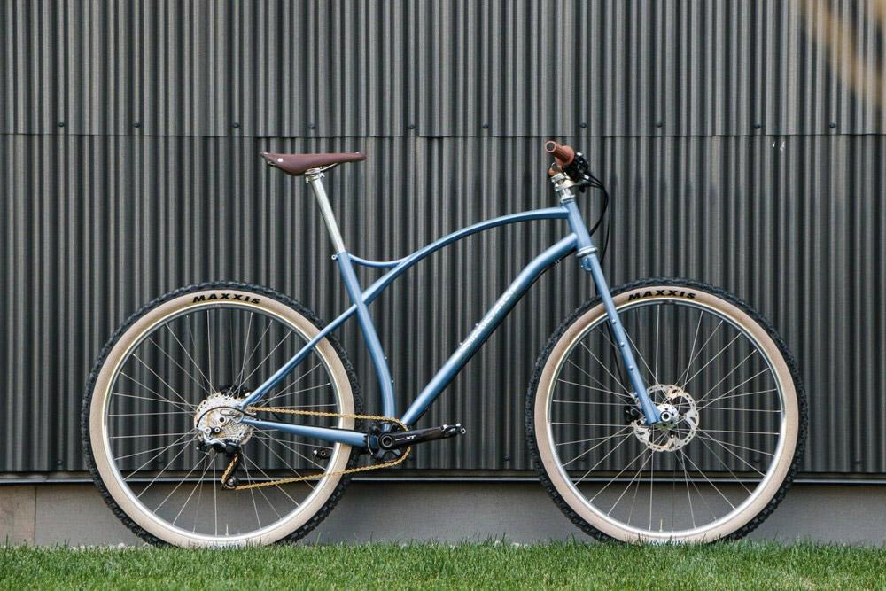 Für Starrsinnige: Sklar Rigid 29er | Stahlrahmen-Bikes