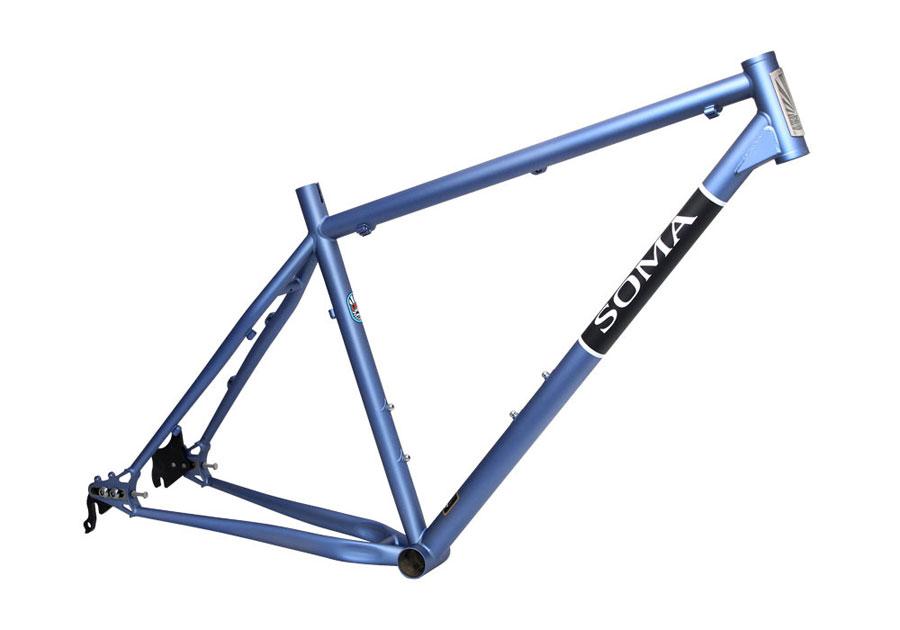650B: Neuer Hype, alter Hut | Stahlrahmen-Bikes