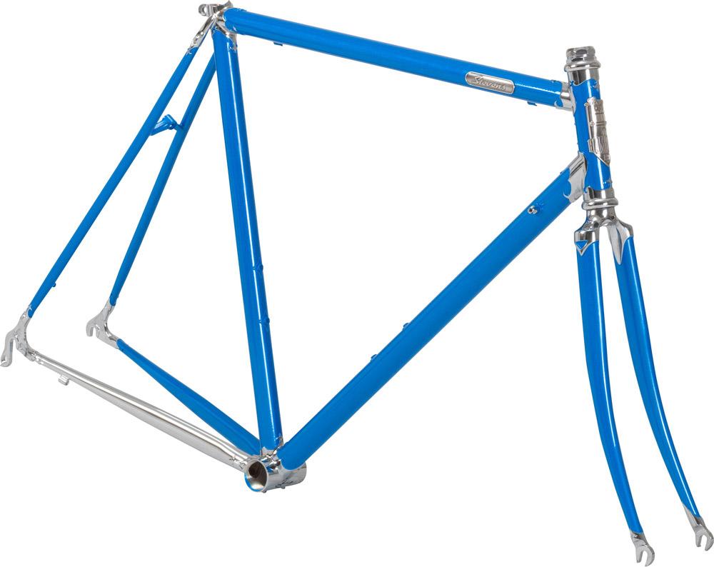 Millionen-Dinger: Stevens 91 Race Classic Retro-Bikes in Stahl ...