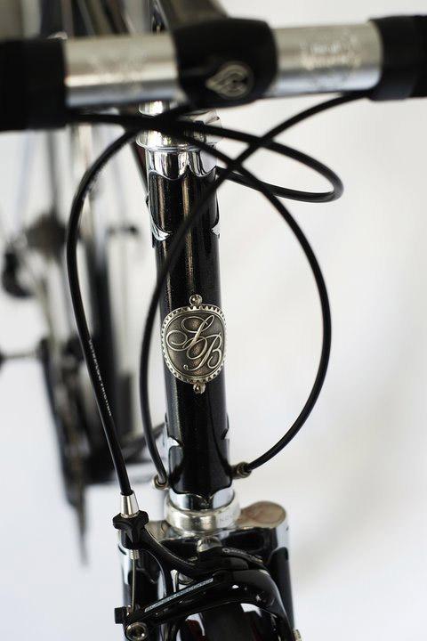 interpretationssachen zwei mal schwarzer rennstahl stahlrahmen bikes. Black Bedroom Furniture Sets. Home Design Ideas