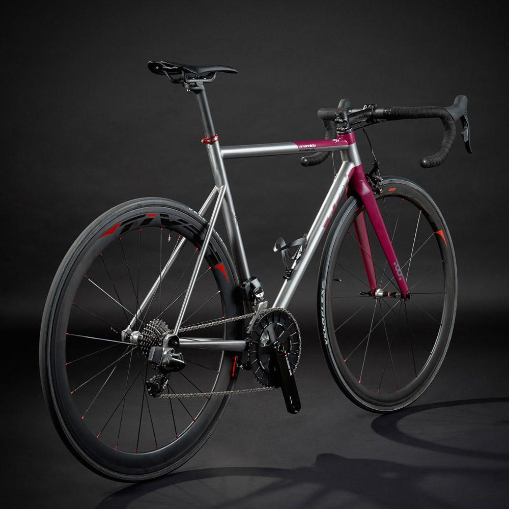 Italienische Moderne in Stahl: Tred Bikes | Stahlrahmen-Bikes