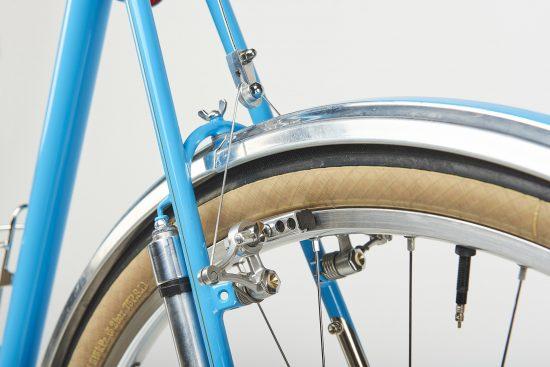 Die René Herse Cantilever-Bremsen wiegen nur 75 g.