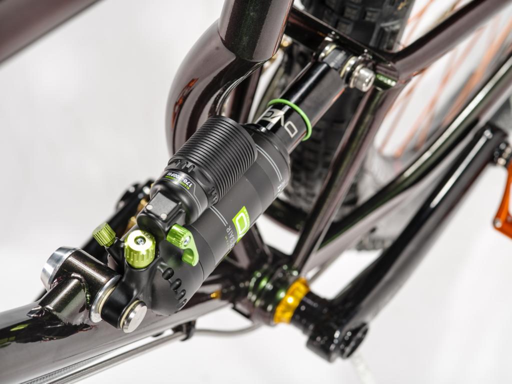 Best of NAHBS 2018 - Teil 3 - Mountainbikes!   Stahlrahmen-Bikes