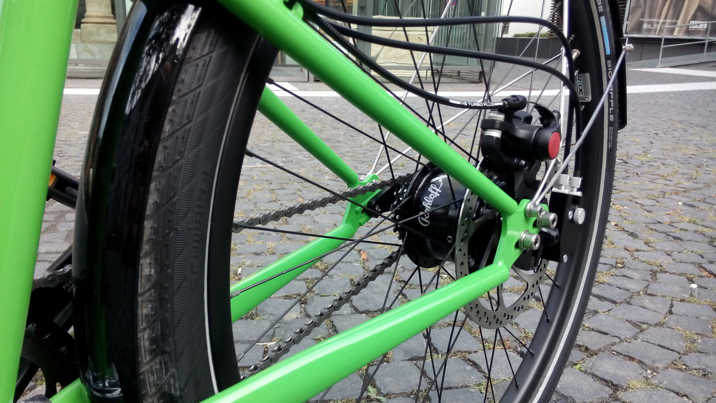 Stahlrahmen-Bikes | Addicted to Steel