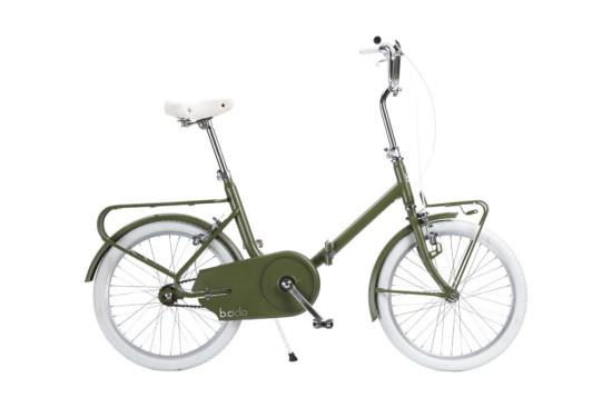 bciclo-folding-verde