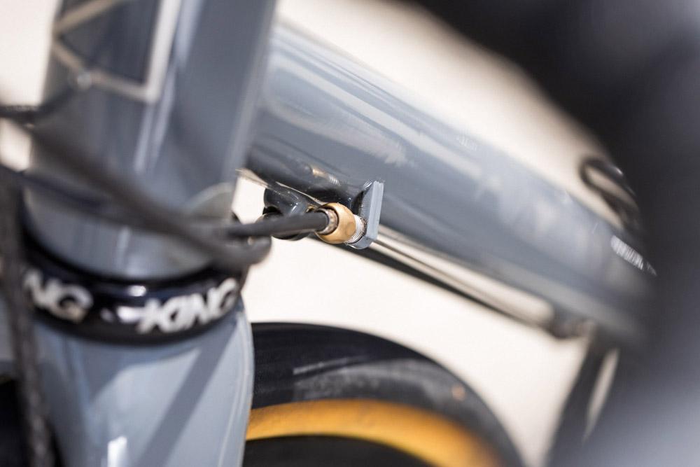 Italienischer Rahmenbau aus Berlin: Cicli Bonanno   Stahlrahmen-Bikes
