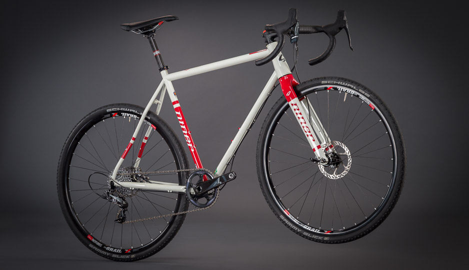 Moderner Allroader aus einem Guss: Niner RLT 9 Steel | Stahlrahmen-Bikes
