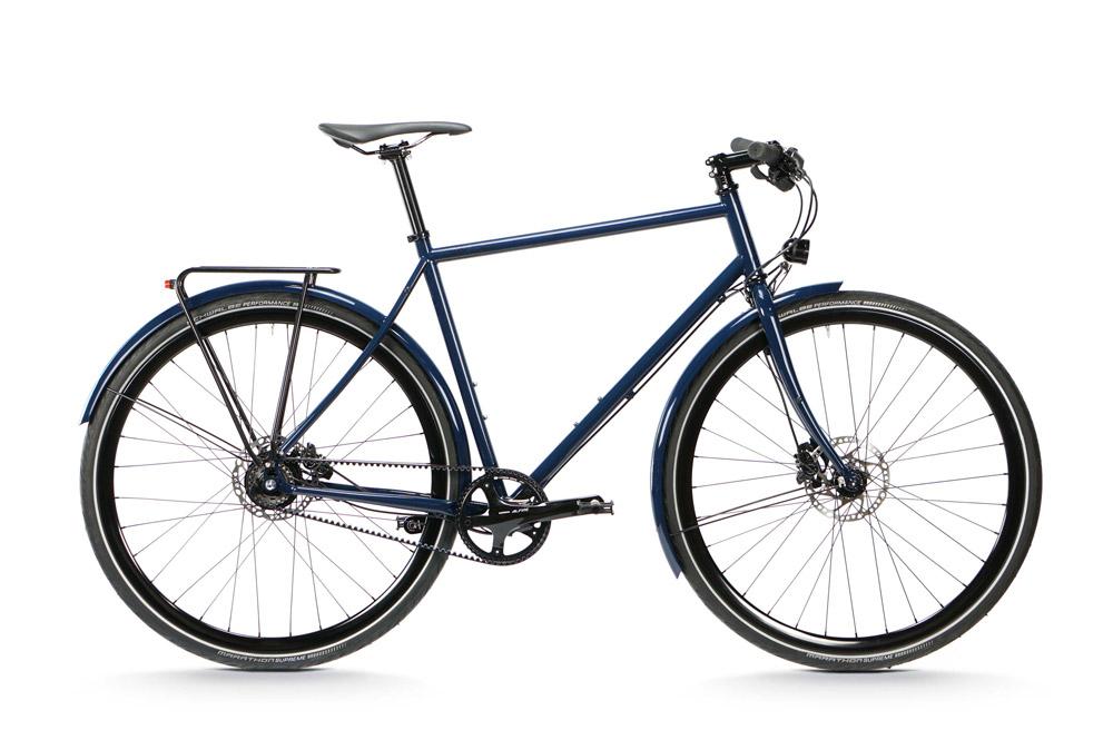 Das nennt man dann wohl Facelift: Veloheld Lane 2017 | Stahlrahmen-Bikes
